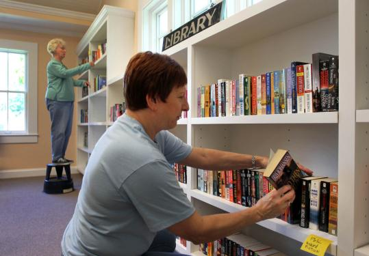 Though books are still number one, lending of videos has surged at area libraries, although some librarians say the availability of streaming video has slowed that surge.