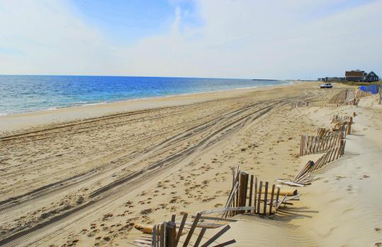 Charlestown's beaches show why Rhode Island's South County is famous for its ocean strands.