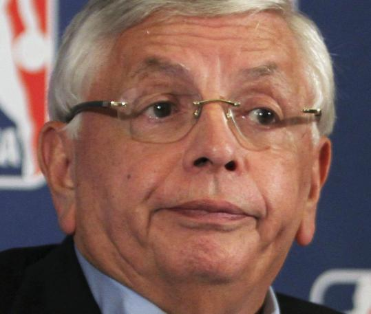 David Stern's policies have ruffled players' feathers.