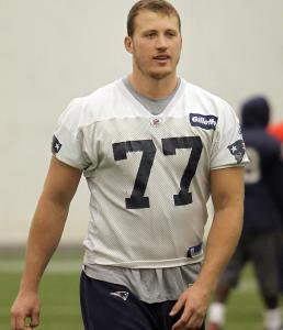 Tackle Nate Solder, the Patriots' first-round draft pick this year, didn't expect to get as much playing time as he has.