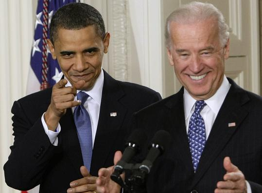 President Obama's political strategists think Vice President Joe Biden could be key in Ohio, Pennsylvania, and Florida.