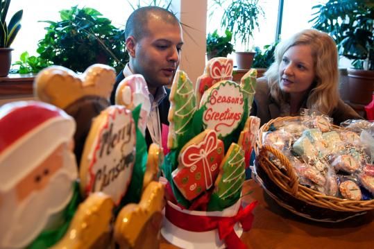 Drew Sharma reviews the seasonal offerings of Cookies.com with Lindsay Ervin.
