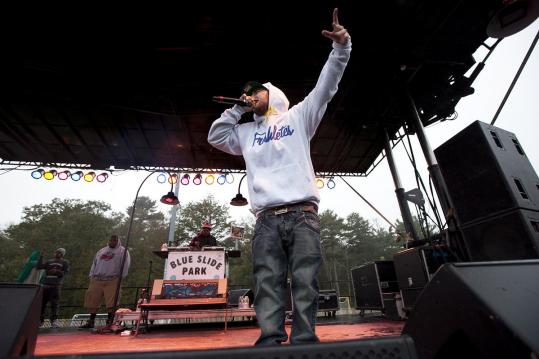 Mac Miller, who used social media to build a following, performed in Beverly in October.