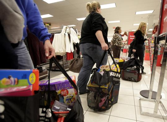 Sales may have been brisk on the day after Thanksgiving, but Kohl's stores saw sales decline ov
