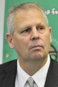 "Danny Ainge said the Celtics ""have a lot of needs'' to address after the lockout."