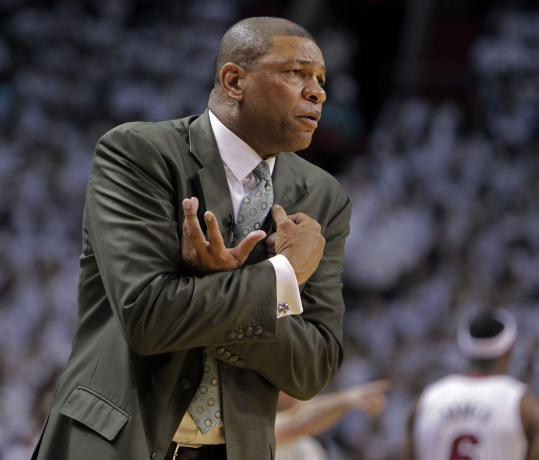 Doc Rivers already sees how his hands may be tied by the NBA's compacted 66-game season.