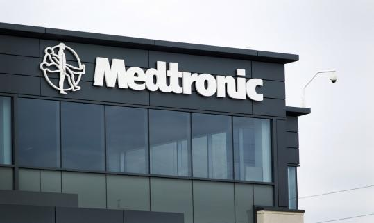 Medtronic wants its defibrillators to be approved for use in patients with a milder form of heart failure.