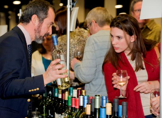 Passes to the Boston Wine Expo held in January are perfect for the wine lover on your list.