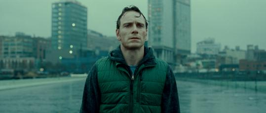 "Michael Fassbender stars as a white-collar New Yorker with a sex addiction in the Steve McQueen-directed ""Shame.''"