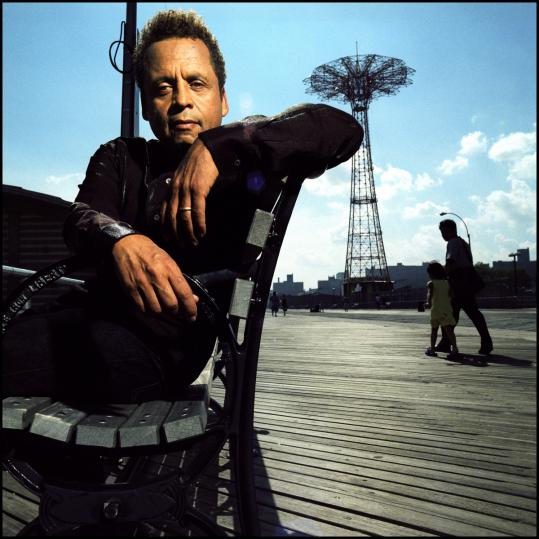"""Garland Jeffreys is touring behind his new album, """"The King of In Between.''"""