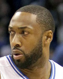 GILBERT ARENAS Amnesty victim