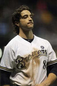 Ryan Braun, who tested positive for a performance-enhancing substance, filed an appeal under terms of MLB's drug program.