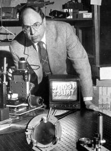 Dr. David H. Staelin, seen in this undated photo, founded one of the first videoconferencing companies, PictureTel Corp.