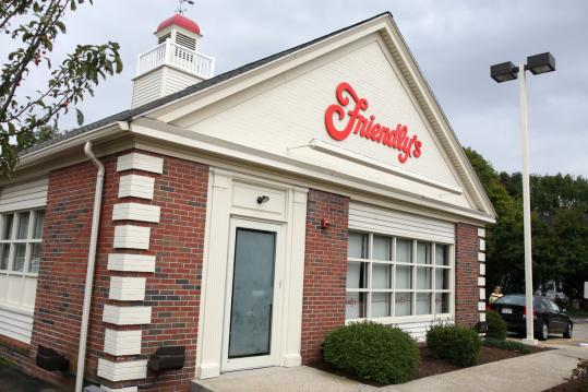 The Friendly's restaurant chain filed for Chapter 11 in October and closed more than 60 stores and laid off about 1,200 workers, half of them in Massachusetts. The ice cream chain said it was a victim of a tough economy.