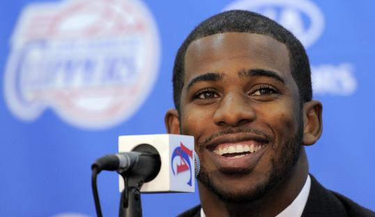 Chris Paul has already told the Clippers he will exercise his player option for next season and stay alongside Blake Griffin.