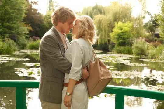 """MIDNIGHT IN PARIS''"