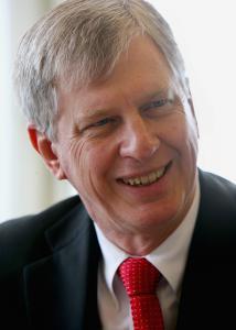 Jack Wilson, former UMass president