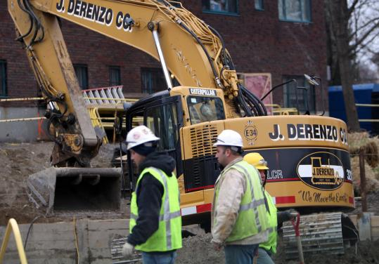 The proposal would require construction equipment to use diesel emission filters.