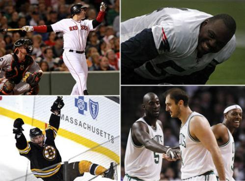 Boston sports teams added some new faces for the 2011 seasons. From Carl Crawford of the Red Sox to Andre Carter of the Patriots, we've seen some acquisitions that have contributed greatly to their teams, while other new bodies on board have not fared so well. With 2011 winding down, we take a look back at the new players who arrived on the scene via trade or free agency and let you decide if the player was worth it or not over the past year.
