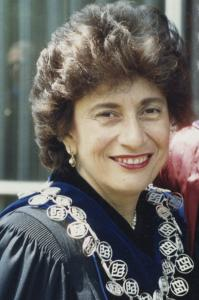 Dr. Evelyn Handler, president from 1983 to 1991, is credited with diversifying the student body of Brandeis University, but some of her reforms were later overturned.