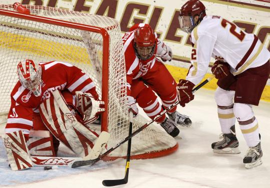 NCAA: Weymouth, MA's Paul Carey Hoping For Another Title Finish With BC Hockey
