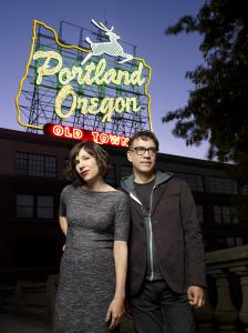 Carrie Brownstein and Fred Armisen star in the IFC comedy series.