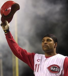 Barry Larkin made the big leap in his third season of eligibility, seeing his vote total increase by 24.3 percent.