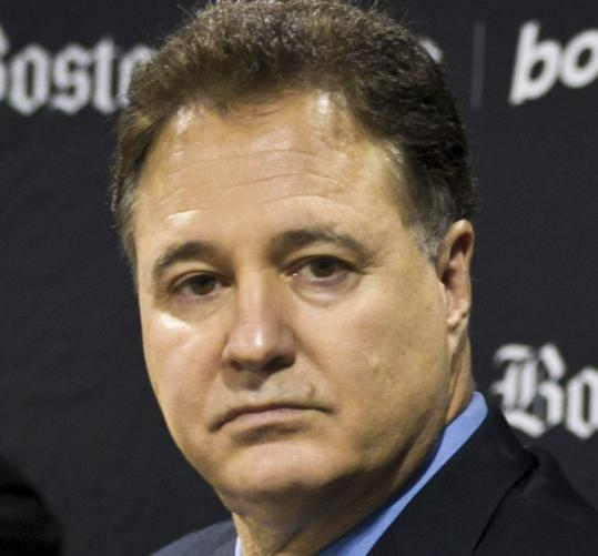 Steve Pagliuca said Bain's staff has come to terms with political attacks.