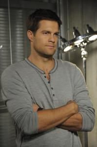 "In ""The Finder,'' Geoff Stults plays an Iraq war vet who has the ability to help people find things."