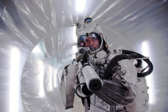 "Michael Biehn in ""The Divide,'' a film by Xavier Gens."