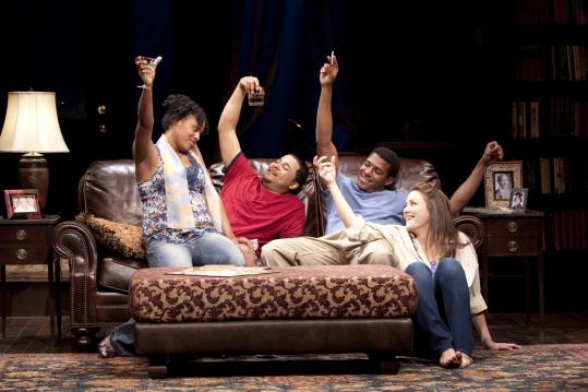 The Huntington Theatre Company debuted &#8220;Stick Fly,&#8217;&#8217; a comedy-drama, in Boston two years ago.