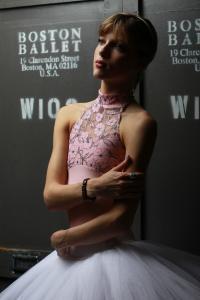 Boston Ballet dancer Keenan Kampa in 2010. (Essdras M Suarez/Globe Staff)
