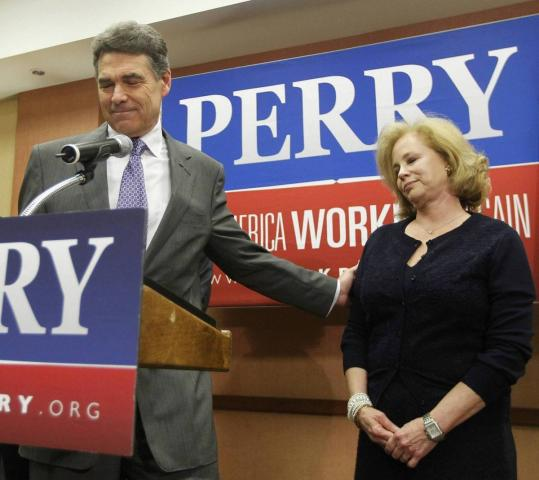 Governor Rick Perry of Texas entered the race on strong expectations but stumbled from one gaffe to another.
