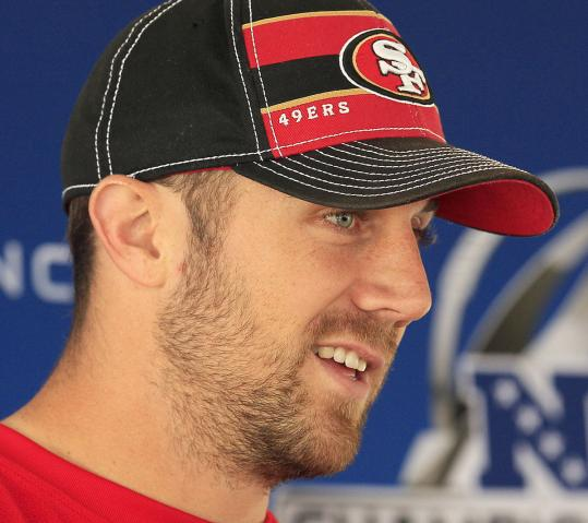 Alex Smith believes execution is the key to victory today.