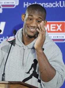 Giants safety Antrel Rolle (above) believes that if Ben Roethlisberger had thrown his way late in Super Bowl XLIII, he&#8217;d have a ring on his finger.