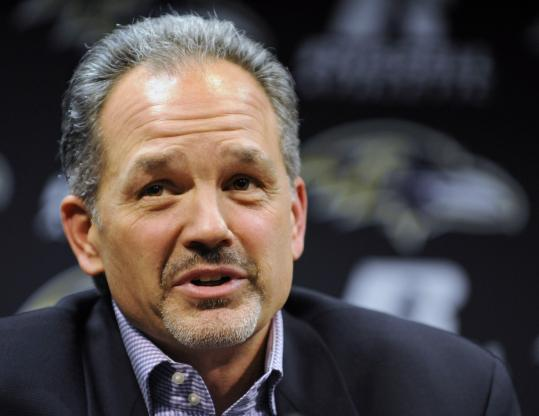 Chuck Pagano has experience in the NFL and college. This is his first head coaching post.