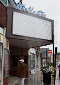 Quincy's Wollaston Theatre has been bought by supermarket owner Michael Fang, who says he has no plans for the site and promises to consult with both city officials its neighbors.