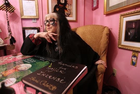 Laurie Cabot was declared the official witch of Salem by Governor Michael Dukakis in 1977. She has run several shops in over the last four decades.