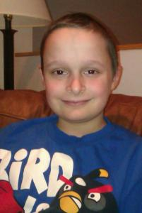 Stephen Broderick, 11, of Sherborn has been battling acute lymphoblastic leukemia.