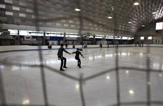 The Skating Club of Boston has served as a training ground for Olympic medalists and national champions.