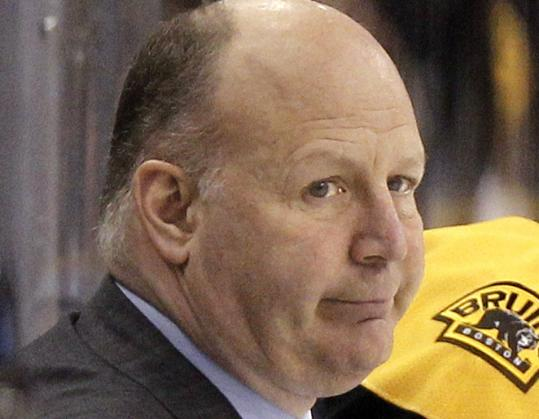 Claude Julien said his slumping Bruins have to regain their rhythm.