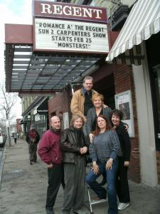 "Regent officials and ""Monsters!'' collaborators are ready for the musical's opening at 8 p.m. Saturday."