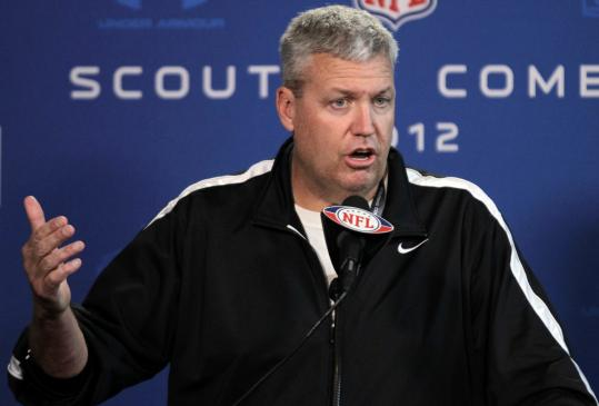 Last year, Rex Ryan said his Jets were headed to the Super Bowl. Yesterday, he said his words made the season worse.