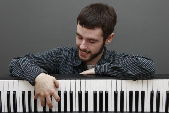 Pianist and composer Jason Yeager moved to New York City in 2010 and says it has influenced his sound.