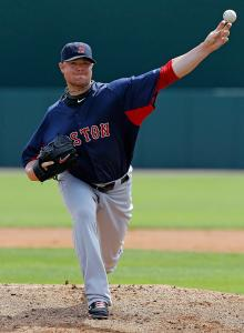 In his first time against a big league lineup, Jon Lester threw four scoreless innings.
