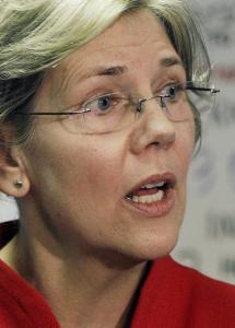 Elizabeth Warren seeks more discussion on the policy.