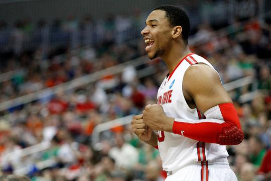 After a quiet performance in Ohio State's first two Tournament wins, the Buckeyes are looking to Jared Sullinger to factor in their quest for the title.