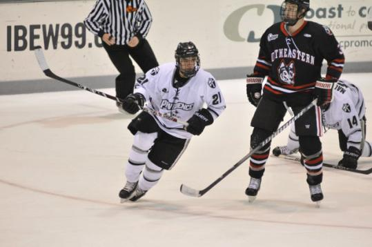 NCAA: A Skate At The Garden A Family Affair For Rooneys Of Canton
