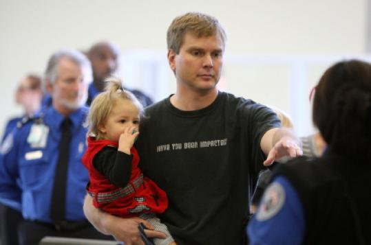 For children who are new to air travel, going through airport security can be an intimidating experience.