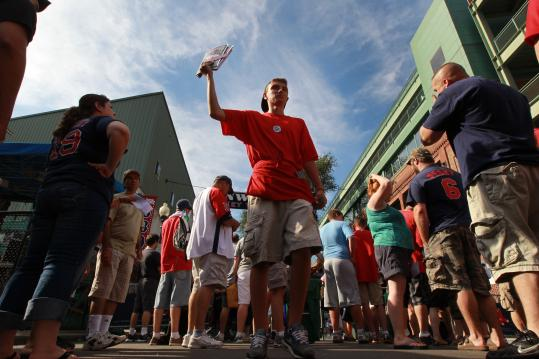 Trips to Yawkey Way and Fenway Park, and all the associated rituals, are a rite of passage for many New Englanders.